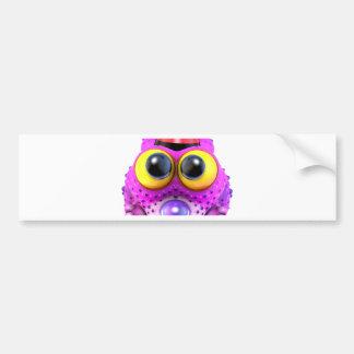 Monsterlings - Poof Gots Nones Bumper Sticker
