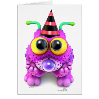 Monsterlings - Poof Gots Nones Card