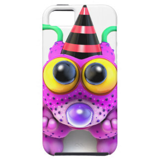 Monsterlings - Poof Gots Nones Tough iPhone 5 Case