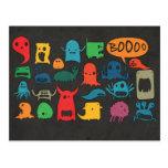 Monsters Aglore Postcard
