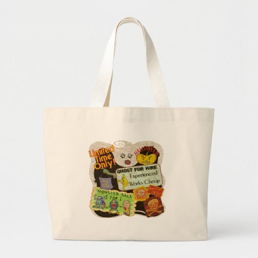 Monsters and Ghouls Bag
