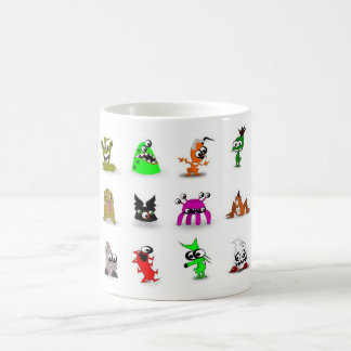 Monsters Full set Coffee Mug