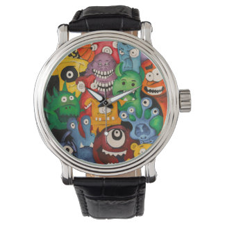 Monsters! Watch