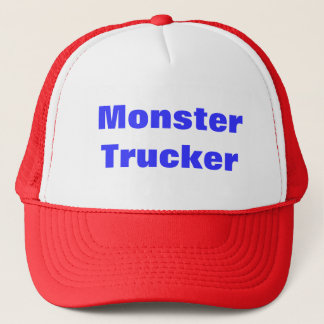 MonsterTrucker Trucker Hat