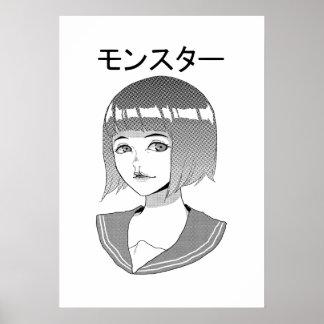 MONSUTA Poster