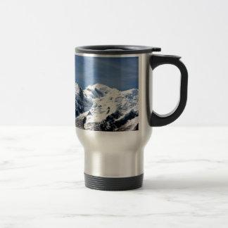 Mont Blanc France Travel Mug