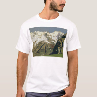 Mont Blanc Mountains, 1897 T-Shirt