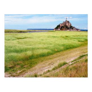 Mont Saint-Michel 4 Postcard