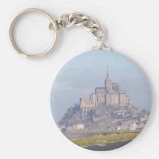 Mont Saint Michel Key Ring