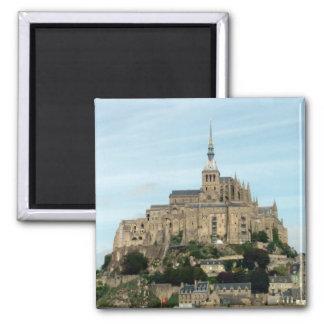 Mont Saint Michel Refrigerator Magnet
