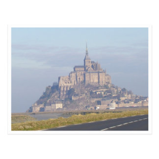 Mont Saint Michel Postcard