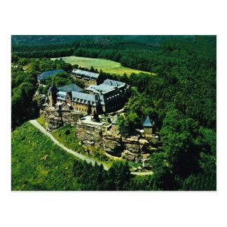Mont Sainte Odile, Alsace Postcard