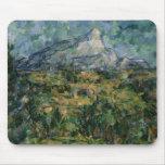 Mont Sainte-Victoire, 1904-05 Mouse Pad