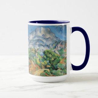 Mont Sainte Victoire Above Tholonet, Paul Cezanne Mug