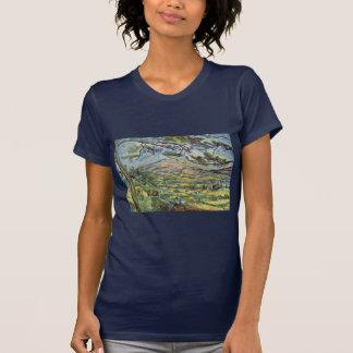 Mont Sainte-Victoire By Paul Cézanne (Best Quality T-Shirt