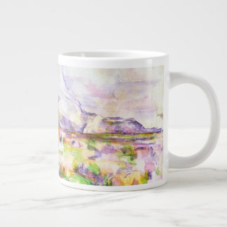 Mont Sainte-Victoire from Les Lauves Large Coffee Mug
