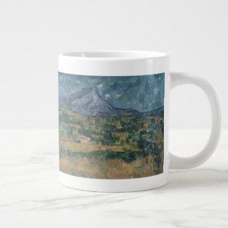 Mont Sainte-Victoire Large Coffee Mug