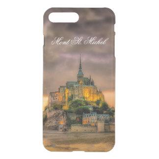 Mont St. Michel iPhone7 Plus Clear Case