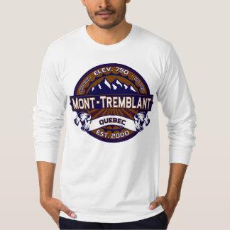 Mont-Tremblant Quebec Vibrant T-Shirt