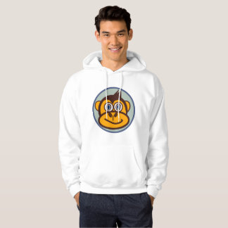 Montague Cristo Cute Monkey Hoodie