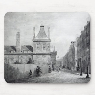 Montague House, Bloomsbury, London 1845-49 Mouse Pad