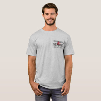 Montague & Strong Detective Agency T-shirt