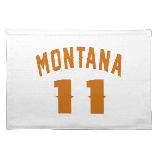Montana 11 Birthday Designs Placemat