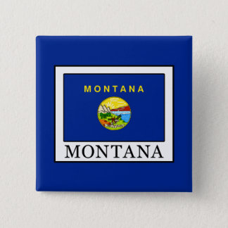 Montana 15 Cm Square Badge