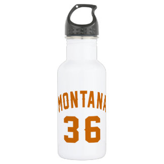 Montana 36 Birthday Designs 532 Ml Water Bottle