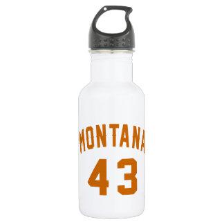 Montana 43 Birthday Designs 532 Ml Water Bottle