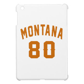 Montana 80 Birthday Designs iPad Mini Cases