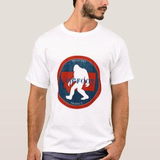 Montana Bigfoot Project White t-shirt