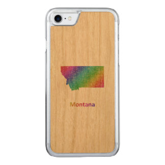 Montana Carved iPhone 8/7 Case