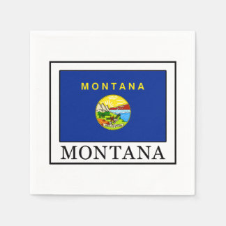 Montana Disposable Serviettes
