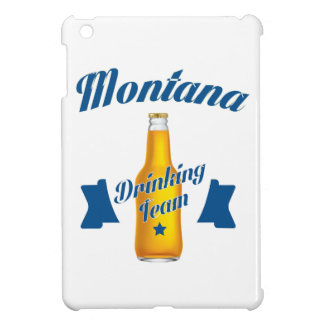 Montana Drinking team iPad Mini Cover