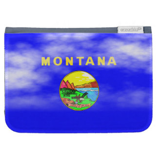 MONTANA FLAG CASE FOR THE KINDLE