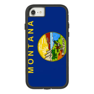 Montana Flag Case-Mate Tough Extreme iPhone 8/7 Case