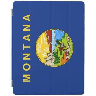 Montana Flag iPad Cover