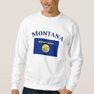 Montana Flag Sweatshirt