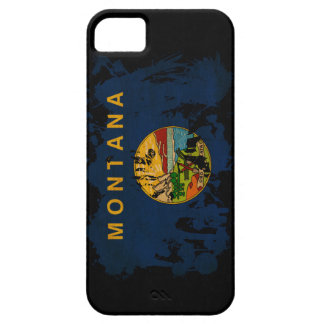 Montana-Flagge iPhone 5 Cases