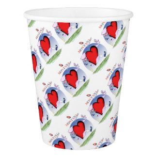 montana head heart, tony fernandes paper cup