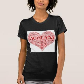 Montana-heart T-Shirt