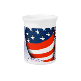 montana loud and proud, tony fernandes drink pitcher