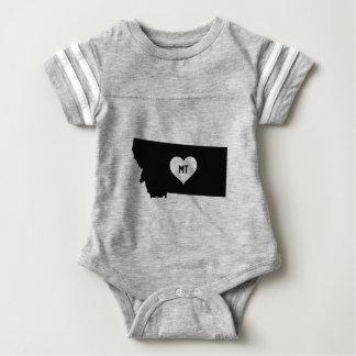 Montana Love Baby Bodysuit