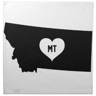 Montana Love Napkin