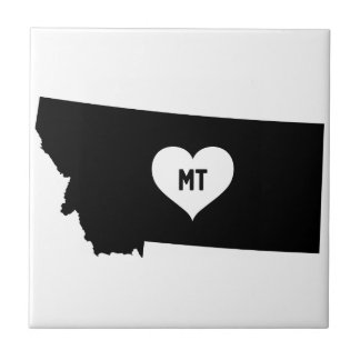 Montana Love Tile