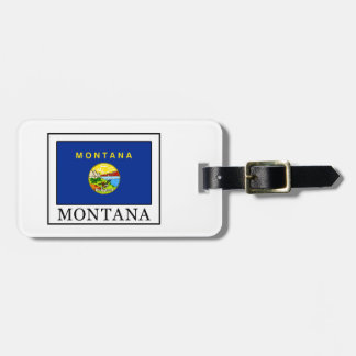 Montana Luggage Tag