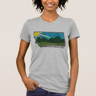 Montana Madness Bitterroot Lake T-Shirt
