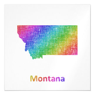 Montana Magnetic Card