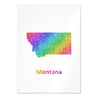 Montana Magnetic Invitations